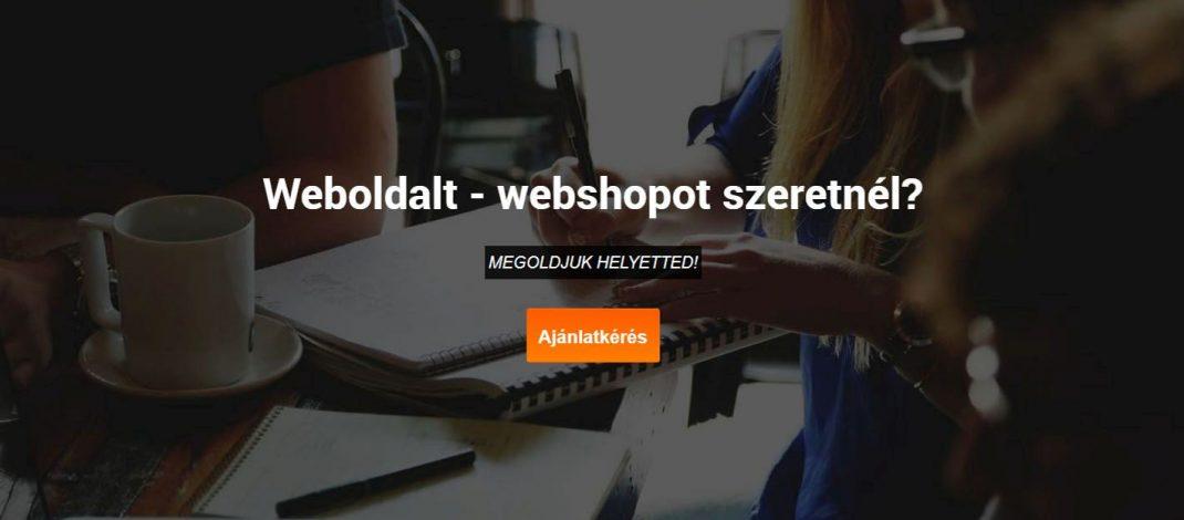 Weboldal készítés Siófokon